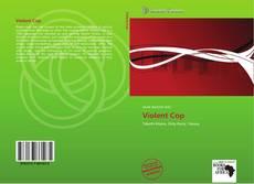 Capa do livro de Violent Cop