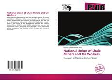 Portada del libro de National Union of Shale Miners and Oil Workers