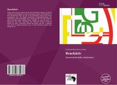 Bookcover of Benefaktiv