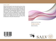 Bookcover of Andy Luotto