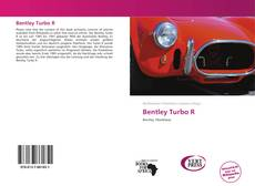 Capa do livro de Bentley Turbo R