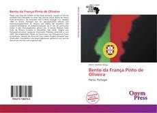 Copertina di Bento da França Pinto de Oliveira