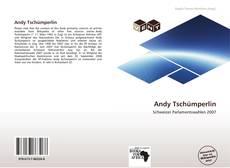 Andy Tschümperlin kitap kapağı