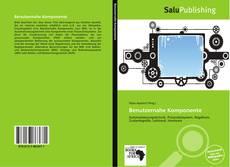 Capa do livro de Benutzernahe Komponente