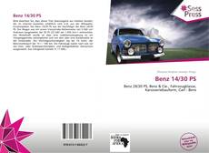 Bookcover of Benz 14/30 PS