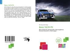Benz 16/35 PS的封面