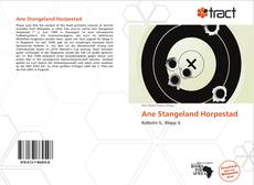 Couverture de Ane Stangeland Horpestad