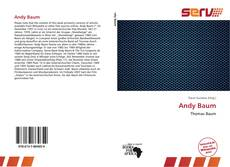 Bookcover of Andy Baum