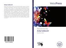 Andy Caldecott kitap kapağı