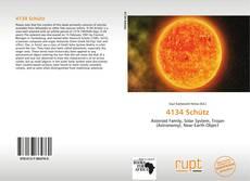 4134 Schütz的封面