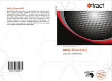 Andy Granatelli的封面