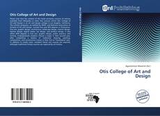 Capa do livro de Otis College of Art and Design