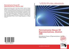 Bookcover of Pennsylvania House Of Representatives, District 200