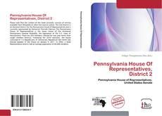 Bookcover of Pennsylvania House Of Representatives, District 2