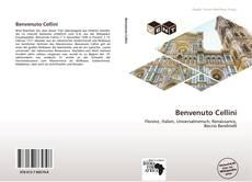 Portada del libro de Benvenuto Cellini