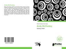 Buchcover von Andy McCluskey