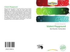 Violent Playground kitap kapağı