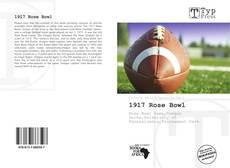 Portada del libro de 1917 Rose Bowl