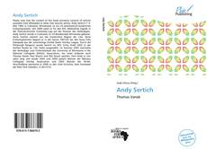 Bookcover of Andy Sertich