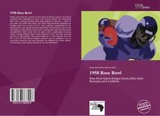 Portada del libro de 1958 Rose Bowl