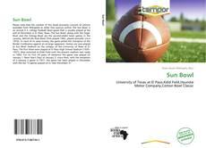Capa do livro de Sun Bowl