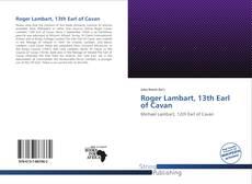 Обложка Roger Lambart, 13th Earl of Cavan