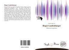 Bookcover of Roger Laufenburger