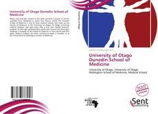 Borítókép a  University of Otago Dunedin School of Medicine - hoz