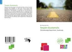 Bookcover of Tecpán Guatemala