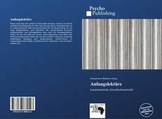 Buchcover von Anfangslektüre