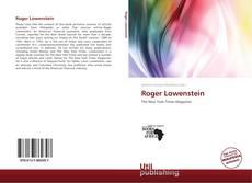 Roger Lowenstein kitap kapağı
