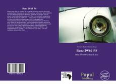 Bookcover of Benz 29/60 PS