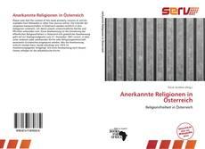 Buchcover von Anerkannte Religionen in Österreich