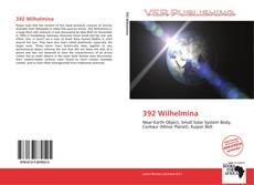 Portada del libro de 392 Wilhelmina