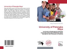 Couverture de University of Palangka Raya