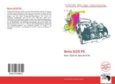 Обложка Benz 8/20 PS