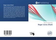 Portada del libro de Roger Jones (Poet)