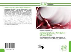 Buchcover von James Graham, 7th Duke of Montrose