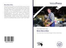 Portada del libro de Benz Dos-à-Dos