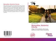 Bookcover of Wymysłów, Kozienice County