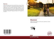 Buchcover von Wysocze