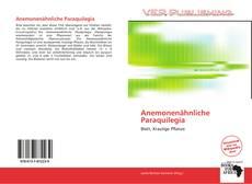 Buchcover von Anemonenähnliche Paraquilegia