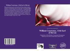 William Courtenay, 11th Earl of Devon kitap kapağı