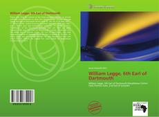 William Legge, 6th Earl of Dartmouth kitap kapağı