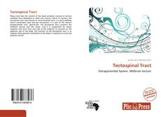 Bookcover of Tectospinal Tract