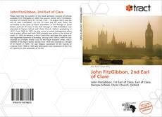 Couverture de John FitzGibbon, 2nd Earl of Clare