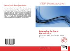 Bookcover of Pennsylvania Game Commission