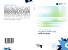 Bookcover of Angel Dust (Band)