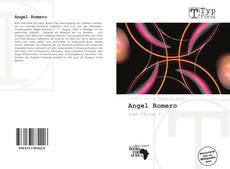 Buchcover von Angel Romero