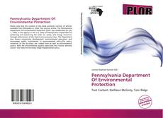 Capa do livro de Pennsylvania Department Of Environmental Protection